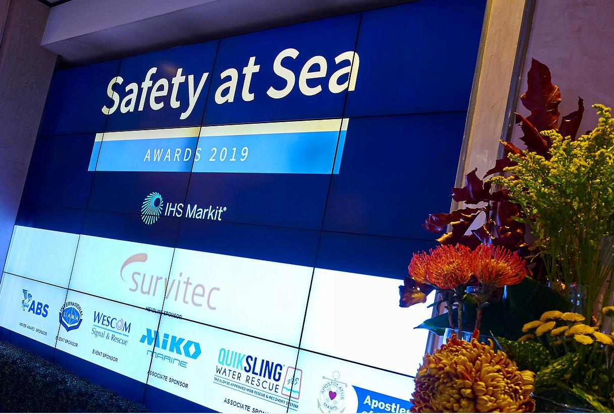 safety at sea awards