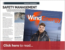 Wind Energy Network - Article - Fire Safety - 14.02.2018