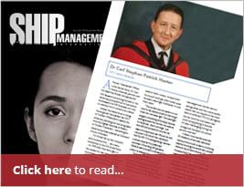 Ship Management International - CEO 'How I Work - Jan 2018
