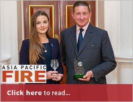 Asia Pacific Fire Share GTR-BEXA Young Exporter Award - 17 Oct 19