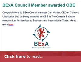 British Exporters Association Publishes News About CEO OBE - June Newsletter 2019