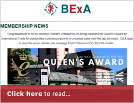 British Exporters Association Publishes Article About Queen's Awards - May Newsletter 2019