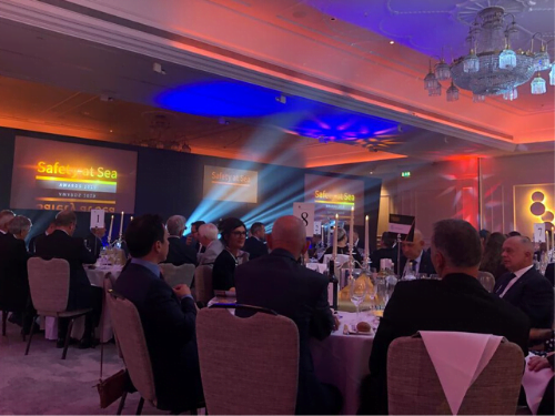 safety at Sea awards 2019