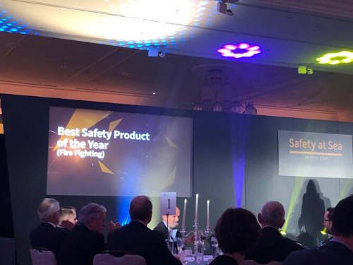 Safety at Sea Awards PSWT