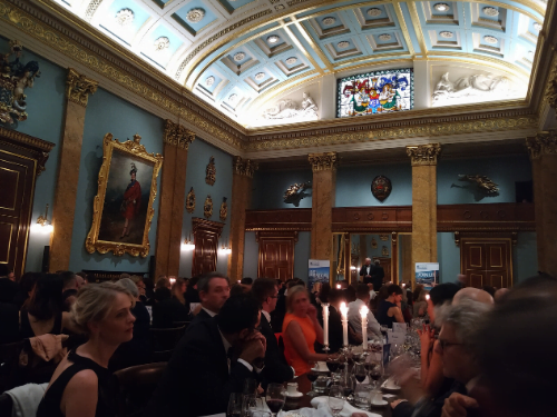 Queens Awards Gala Dinner 2019