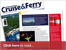 International Cruise And Ferry Review - Advertising Portalevel MAX - March 2019