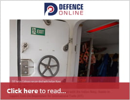 DIT Helps Coltraco Secure Deal With Indian Navy - 7 Jan 2019 - Defence Online