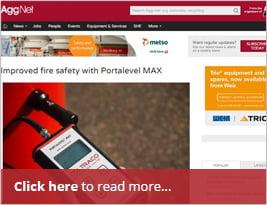 FSSA US Halon Bank Newsletter - Featuring Portalevel MAX