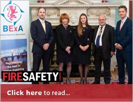 Fire Safety Search Shares Young Exporter Awards News - 24 Oct 19