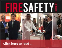 Fire Safety Search Publishes Our Intersec Success Story