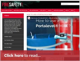 Fire Safety Search Feature Coltraco VIDEOS In February Newsletter - 19 Feb 2019