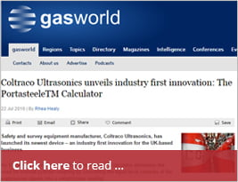 [Editorial] GasWorld Unveils Portasteele™ Calculator