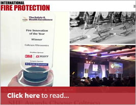 International Fire Protection Publishes AWARD News - 23 Apr 2018