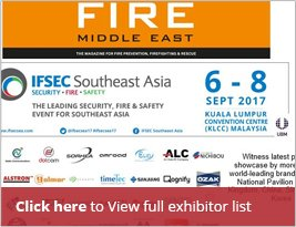 Fire Middle East Showcases Us At IFSEC SE Asia Show!