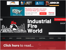Industrial Fire World Interview CEO About 'Reaching The Next Level' - Fall 2017.