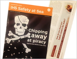 IHS Safety At Sea - Mar 2016