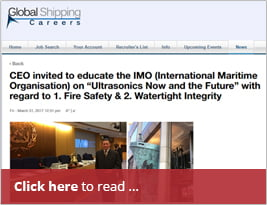 Global Shipping Publishes IMO News