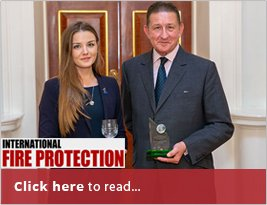 International Fire Protection Share GTR-BEXA Young Exporter Award - 17 Oct 19