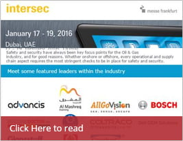 Intersec Have Introduced Us At One Of The Leading Exhibitors To Meet In 2016-do Come To Meet Us At Stand 6-B38!