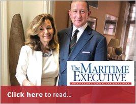 Maritime Executive Share Coltraco Ultrasonics OBE News - 28 Jun 2019