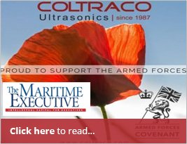 Signed Armed Forces Covenant Shared In Maritime Executive - 15th November 2018