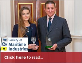 Society Of Maritime Industries Share GTR-BEXA Young Exporter Award - 17 Oct 19