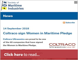 Society Of Maritime Industries Alert 14 Sept 2018
