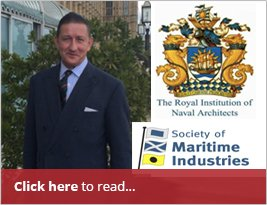 RINA Welcomes Coltraco CEO To The Board - Society Of Maritime Industries - 7th August 2018