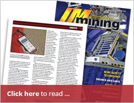 [Editorial] International Mining Publishes MAX For Fire Safety - Oct 2016