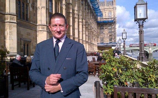 Dr Carl Stephen Patrick Hunter OBE