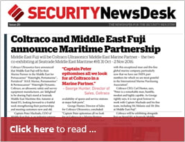 [EDITORIAL] Security News Desk Announces Coltraco Partnership & Seatrade Maritime Middle East Stand #H1