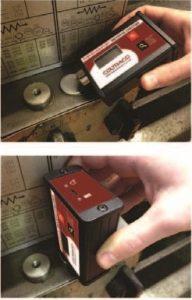 Portamonitor use