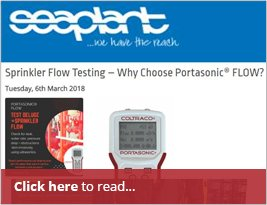 Seaplants Cover A Flow Testing Special