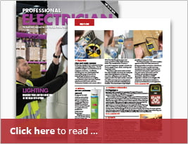 Professional Electrician Publishes Portagauge 4 - Mar 2017