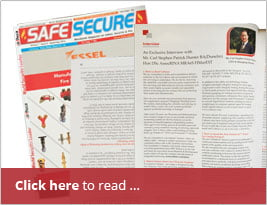 [Editorial] Safe Secure India - Sept 2016 Published Interview With CEO