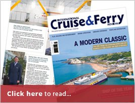 International Cruise And Ferry Review - Article Creating A Safer Future - November 2019