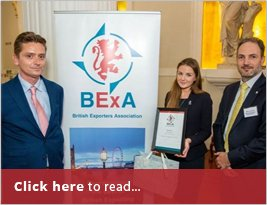 Seaplant Share GTR-BEXA Young Exporter Award - 17 Oct 19
