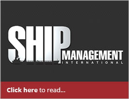 Ship Management International Innovation Of The Year Award - April 17th 2018