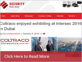 Security News Desk Publishes Intersec News