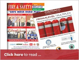 Fire & Safety Security India - September 2016