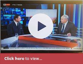 Sky News Adam Boulton Interviews Carl Hunter CEO Coltraco Ultrasonics On All About Politics Show
