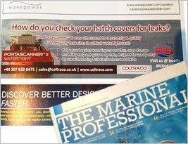 The Marine Professional - Nov 2015