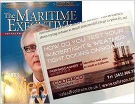 The Maritime Executive - Nov/Dec 2015