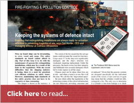 International Tug & OSV Publish 'Keeping The Systems Of Defence Intact' - Jan/Feb 2018