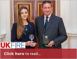 UK Fire Share GTR-BEXA Young Exporter Award - 17 Oct 19