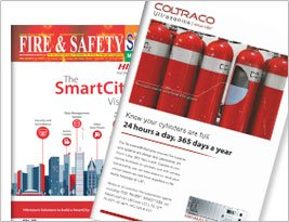 Fire Safety Security India - November 2015
