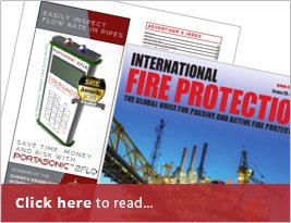 International Fire Protection - Advertising Portasonic 2.FL0 - May 2019