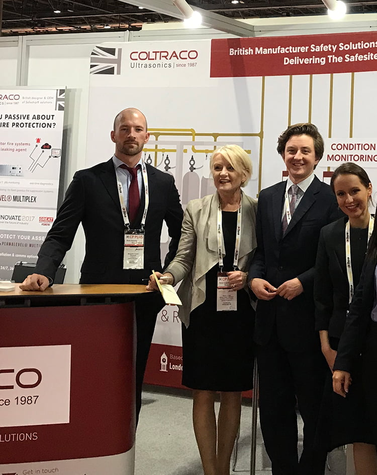 Coltraco Ultrasonics Intersec Dubai 2019