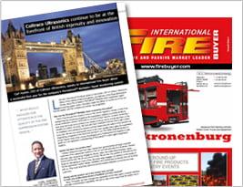 International Fire Buyer Sept 2014 Issue
