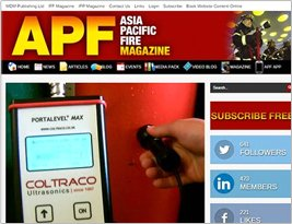 Asia Pacific Fire - Online - Jan 2015 Issue Please Click On The Above To Read Full Article